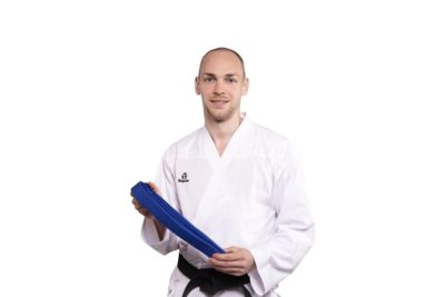 5. Kyu 4. Kyu - Blauer Gürtel Karate