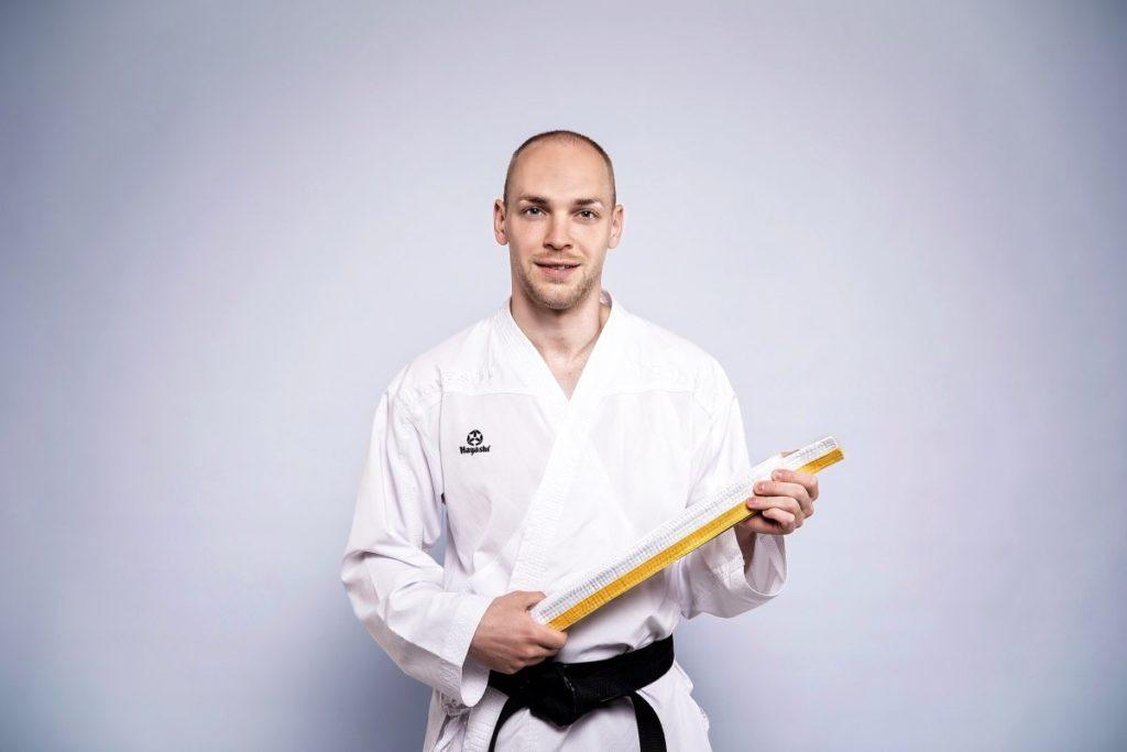 9. Kyu - Weißer Gürtel Karate