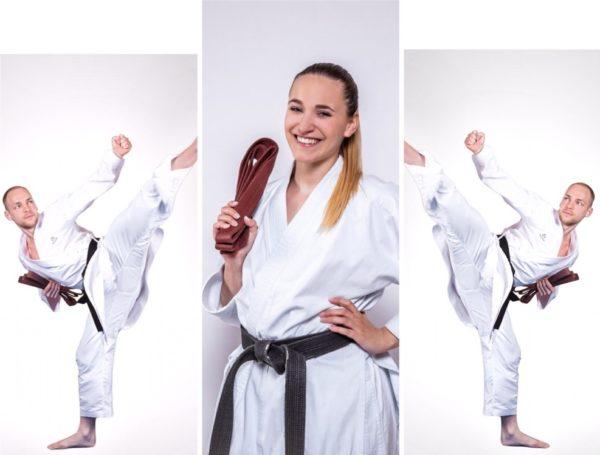 Karate - Oberstufe Paket