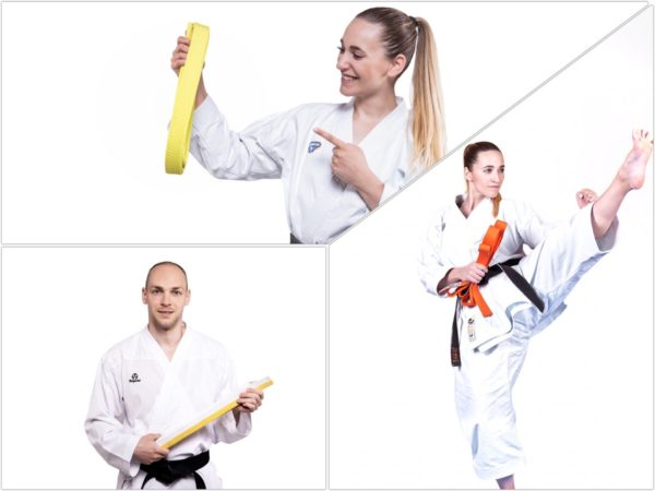 Karate Unterstufe Paket