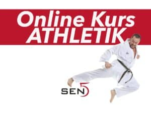Athletik Kurs sen5 Karate