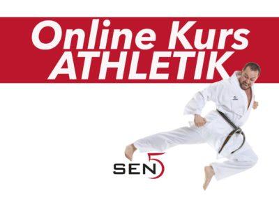 Athletik Kurs sen5 Karate