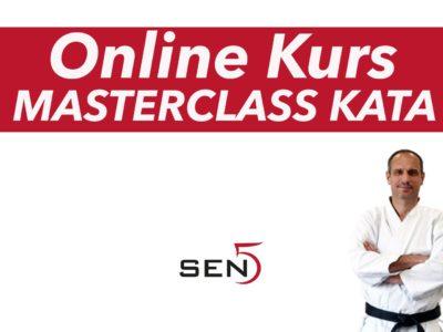 Karate Kata Masters Kurs sen5
