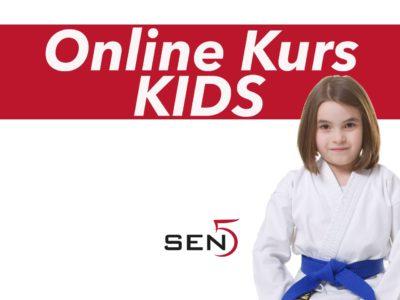 Sen5 Kurs Kids Karate