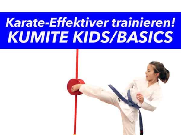 Karate effektiver Trainieren - Kumite Kids/Basics
